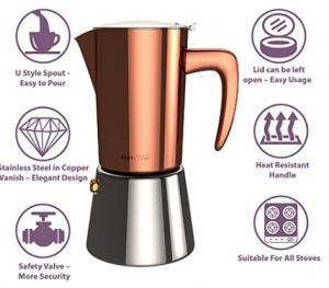 bonVIVO Espressokocher