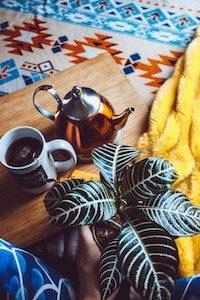 Flöttenkessel machen den morgentlichen Tee noch schöner