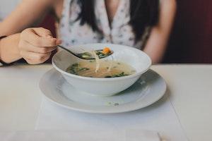 Suppe ist nicht nur lecker sondern auch gesund